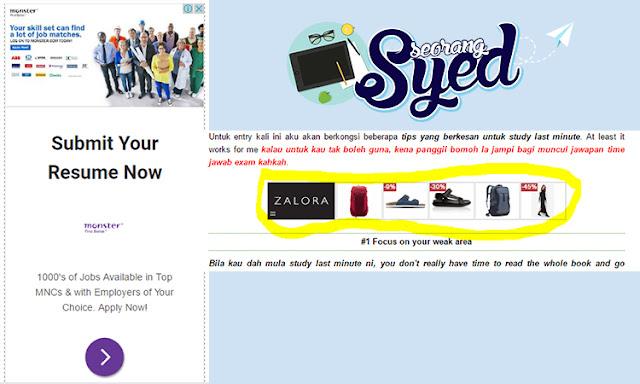 Iklan-Iklan Google AdSense