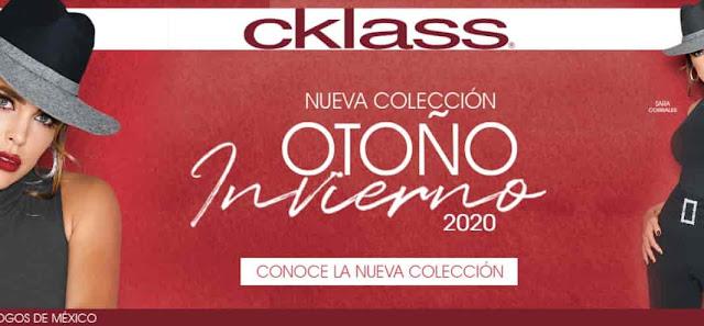 Catalogos digitales de cklass 2020 Otoño Invierno