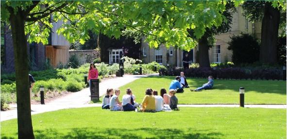 Fitzwilliam College