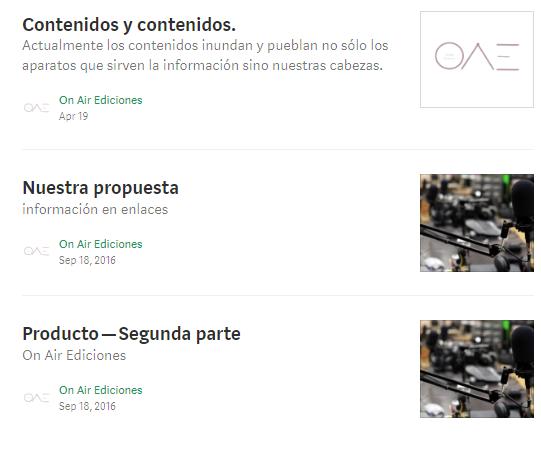 OnAir Ediciones
