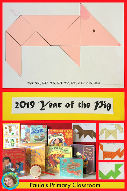 Books and activities to make this the best Chinese New Year - from Paula's Primary Classroom