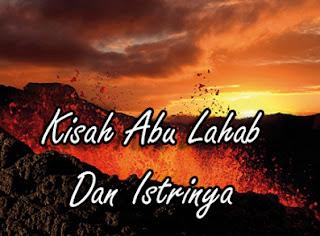 Kisah-Abu-Lahab-Dan-Istrinya-Yang-ditakdirkan-Masuk-jadi-Penghuni-Neraka