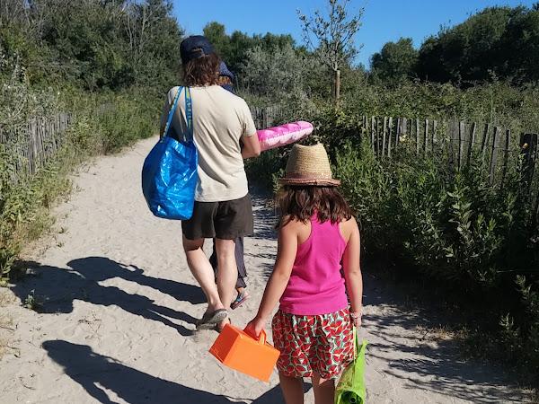 Sortie en famille - La plage !