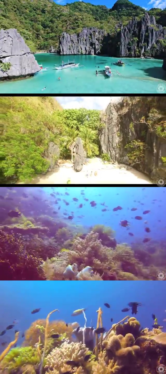 7 BEAUTIFUL PLACES IN THE WORLD THAT YOU NEED TO SEE IN REAL LIFE 3. Palawan Island