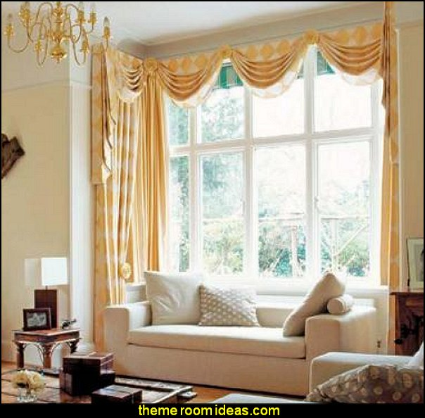 Window Treatments: DIY Draperies, Curtains, Valances, Swags, and Shades