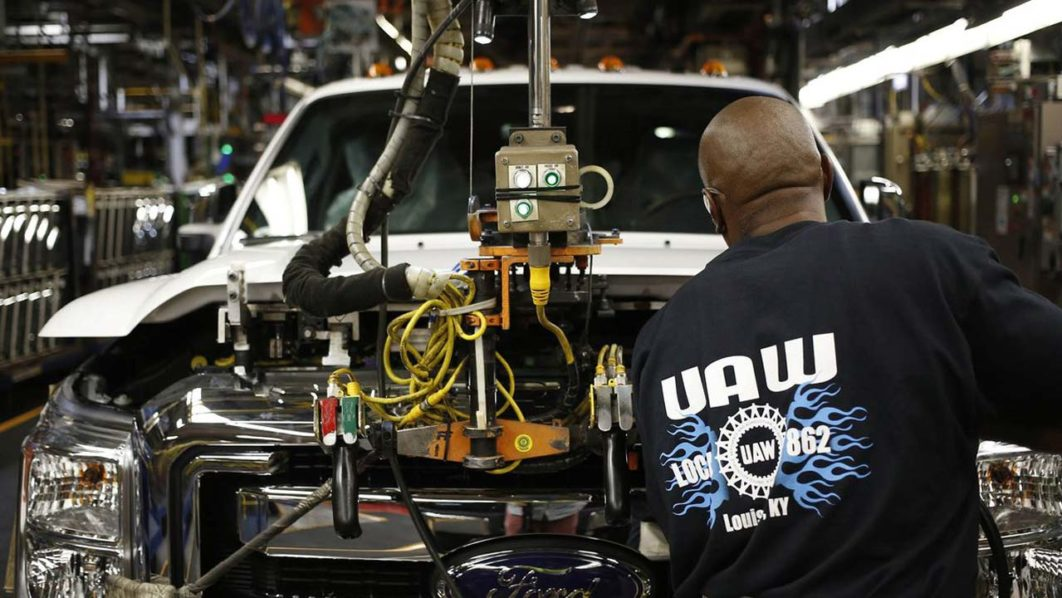 Ford motors plans to cut its global workforce by 10 in for Uaw fca ford general motors legal services plan