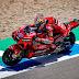 Jack Miller lidera el 1-2 del Ducati Team en el GP de España