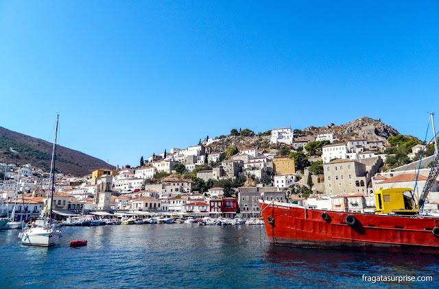 Ilhas gregas, Hidra, Arquipélago Argo-Sarônico