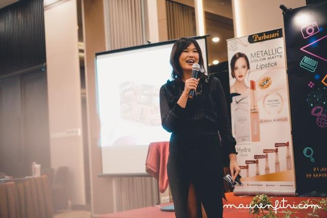Natasha Esteele, Purbasari Influencer Academy