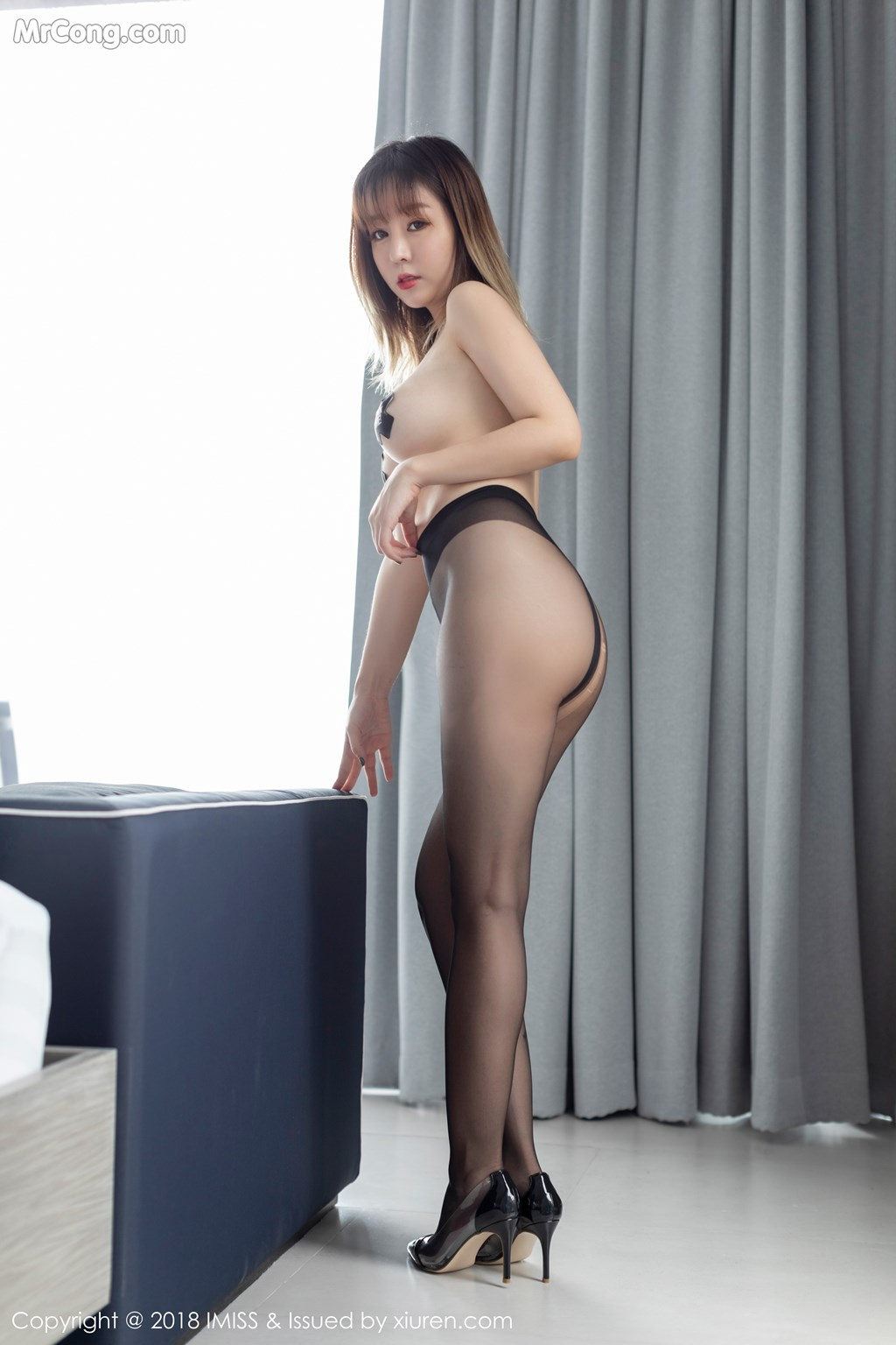 Image IMISS-Vol.310-Wang-Yu-Chun-MrCong.com-014 in post IMISS Vol.310: Người mẫu Wang Yu Chun (王雨纯) (37 ảnh)