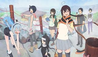 جميع حلقات وأجزاء انمي Yozakura Quartet مترجم عدة روابط