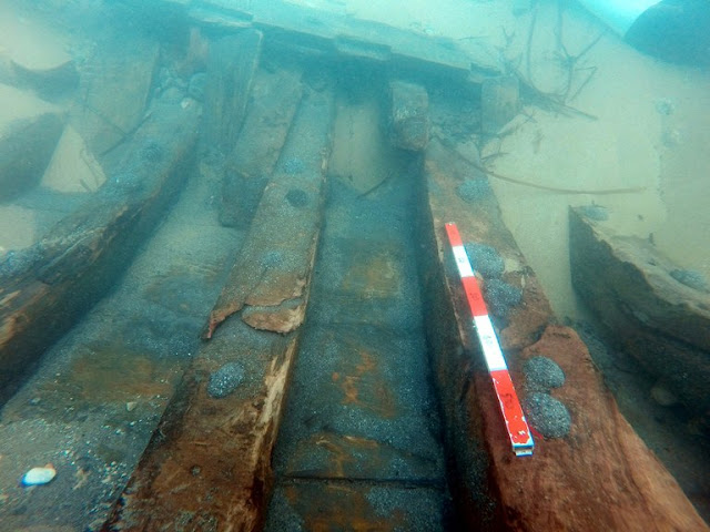 Byzantine shipwreck found off coast of Sicily