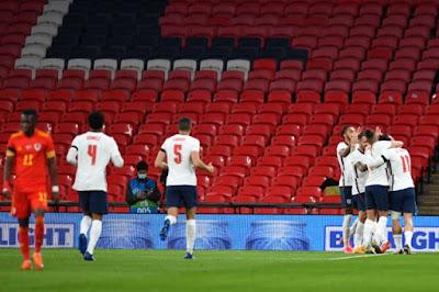 ملخص واهداف مباراة انجلترا وويلز (3-0) مباراة ودية