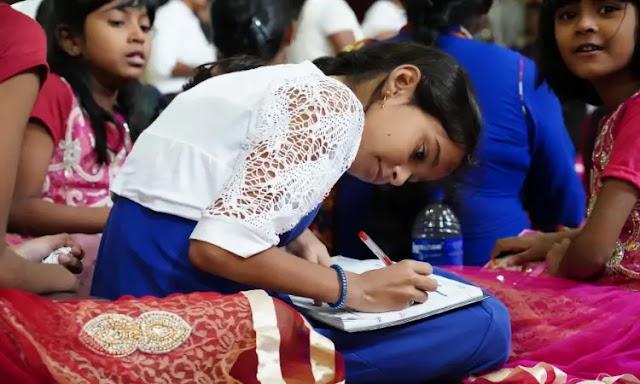 Garota cristã é agredida na escola no Sri Lanka