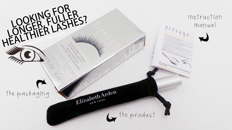 6d9c460ec99 unboxing the Elizabeth Arden ® Clinical Lash + Brow Enhancing Serum