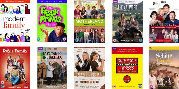 10 Family-Based TV Shows