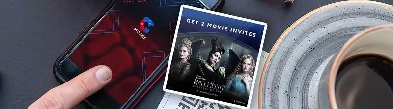 GMovies - Maleficent: Mistress of Evil