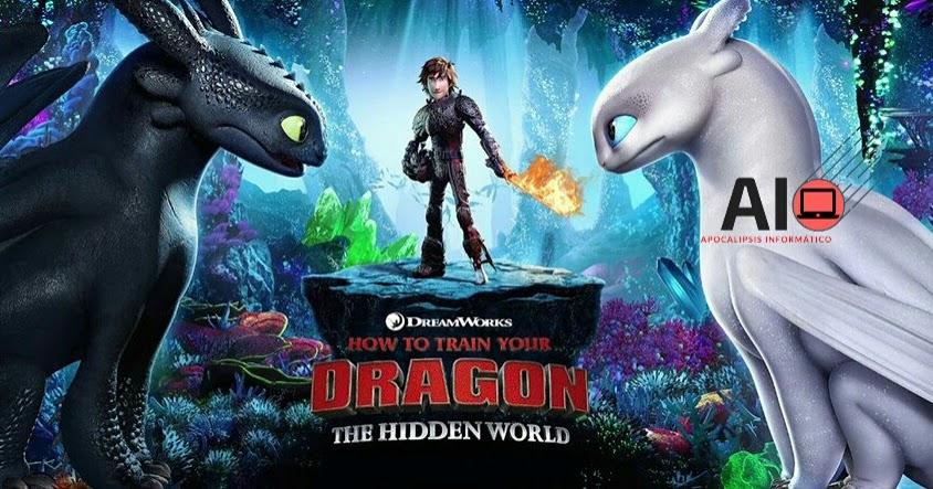 descargar pelicula como entrenar a tu dragon 3 hd mega