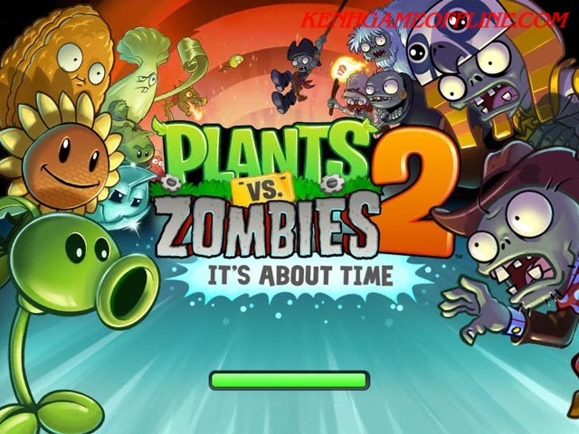 Game Plants Vs. Zombies 2 V6.9.1 Mod Full Coins | Full Gems | Unlock All
