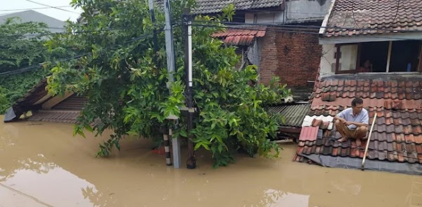 Jokowi: Pengendalian Masalah Banjir Jakarta Terkendala Pembebasan Lahan