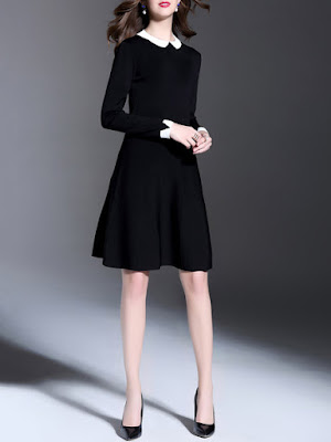 https://www.stylewe.com/product/black-casual-a-line-color-block-midi-dress-64630.html