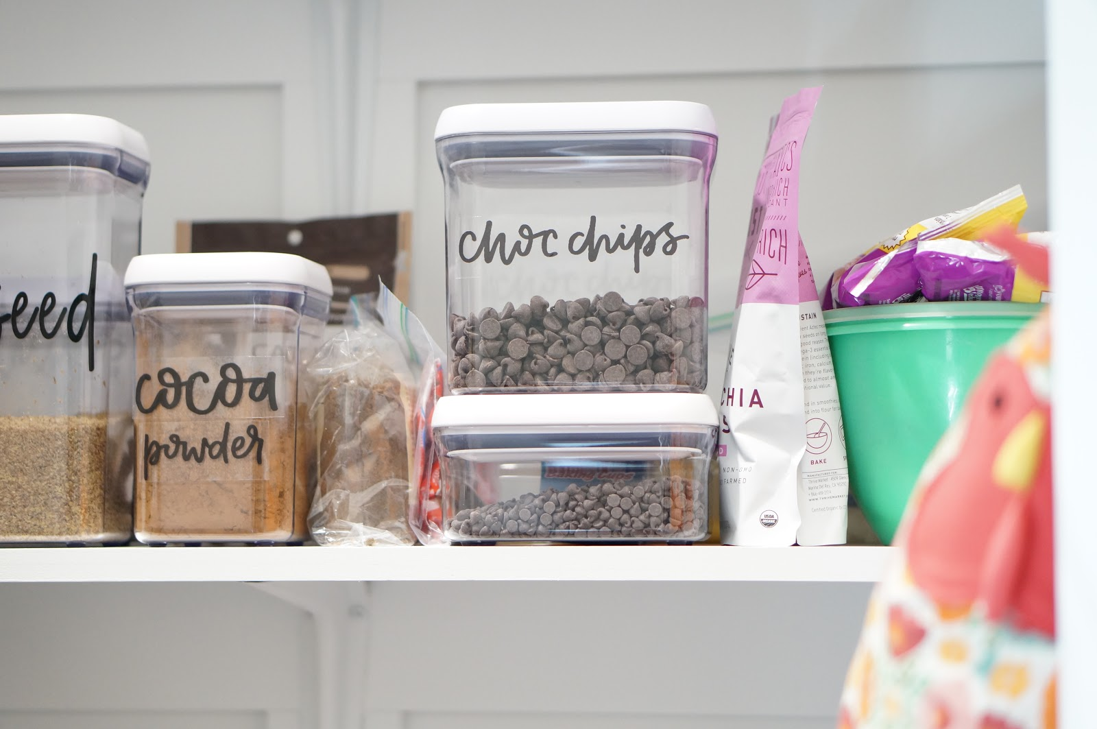 PANTRY IDEAS | PACKING LUNCHES & BEING ORGANIZED by North Carolina lifestyle blogger Rebecca Lately