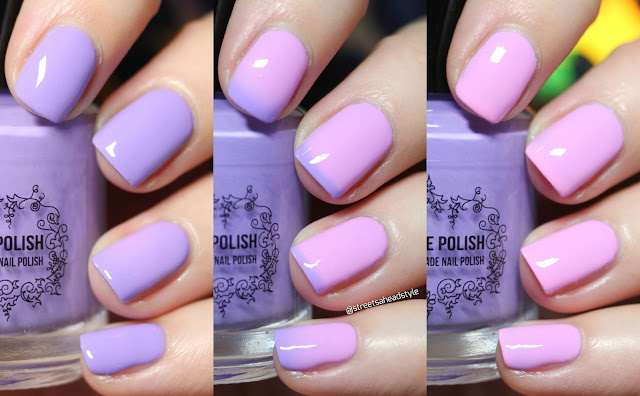 My Indie Polish Spring Fever Thermal Nail Polish
