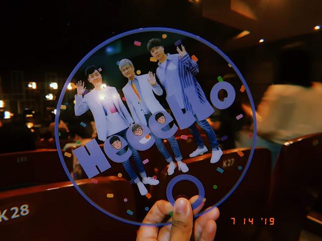 2019 스윗소로우 콘서트 인사 - Day 4