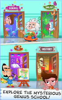 Cheating Tom 3 - Genius School Apk : Free Download Android Game
