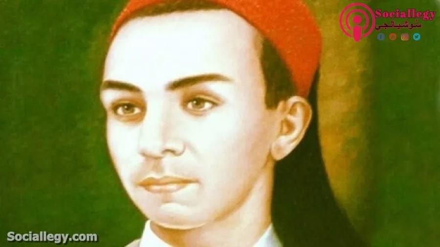 الشاعر ابو القاسم الشابي