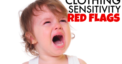 Clothing Sensitivity Red Flags