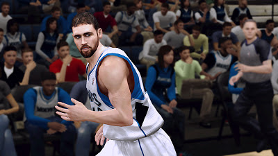 NBA 2K13 Kevin Love Cyberface Download Patch