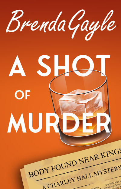 A Shot of Murder Cover