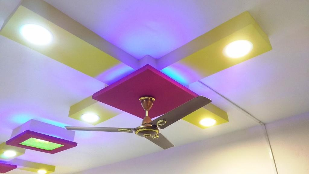 Learn New Things Simple Amp Beautiful False Ceiling Design
