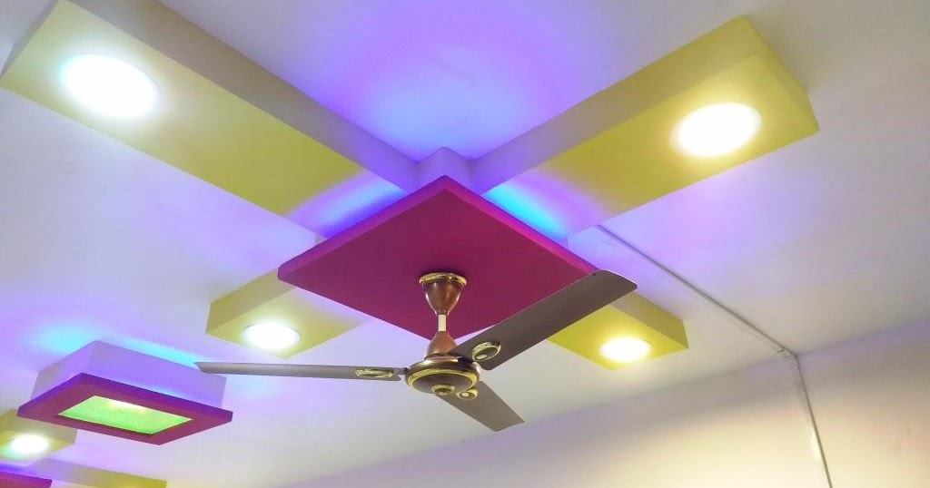Learn New Things Simple Amp Beautiful False Ceiling Design With Lights