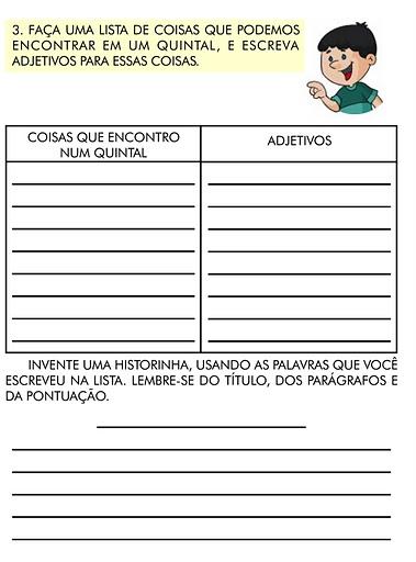 Lingua portuguesa substantivos