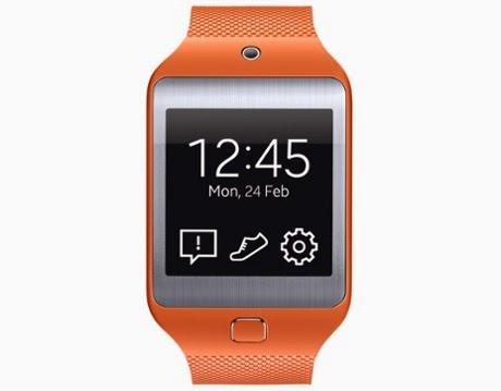 Samsung Gear 2, google smart watch