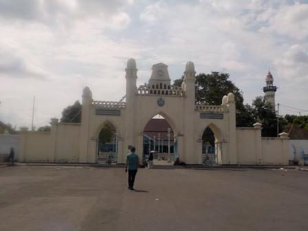 Masjid Agung Surakarta Warisan Sejarah