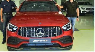 Mercedes-Benz AMG GLC 43 4MATIC Coupe launches