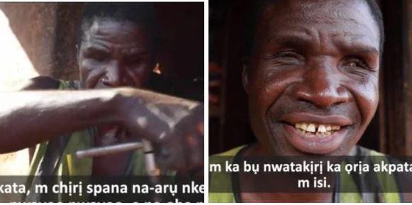 Meet The Blind Nigerian Mechanic Who Fixes Generators And Bikes In Enugu