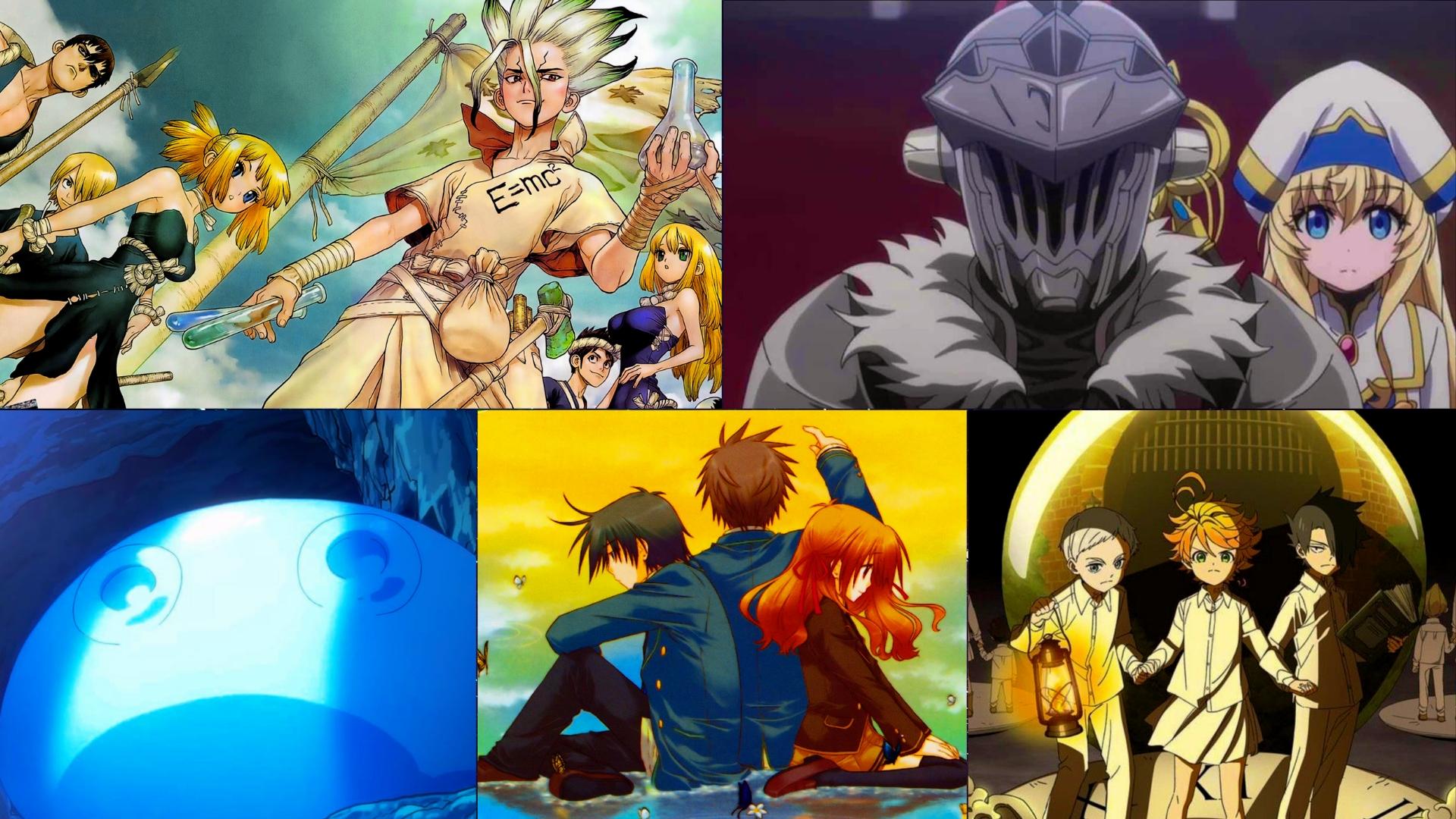 Top 10 Manga in Japan