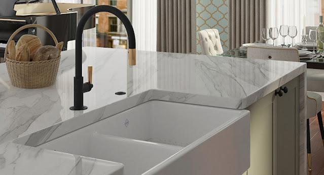 ROHL kitchen sink