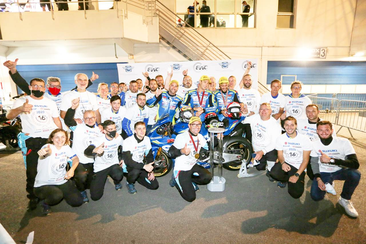 Suzuki Juarai Ajang Kompetisi Ketahanan Dunia 2019-2020
