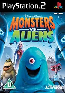 Download DreamWorks Monsters vs Aliens Torrent