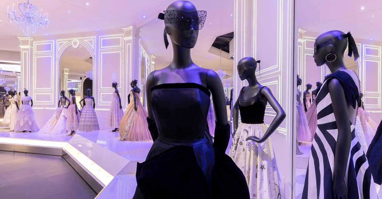 Christian Dior  Designer of Dreams Exhibition  d54aa05c3aba