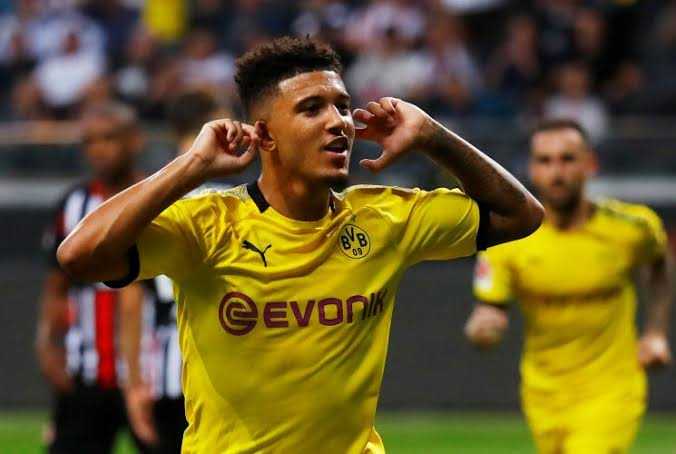 Dortmund include Manchester United target Sancho on pre-season team