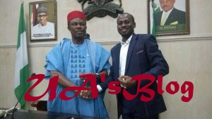 Meet Bonaventure Enemali, Igala Man Appointed As Commissioner In Anambra State (Photos)