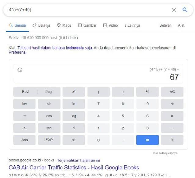 formula Google Search Engine Optimization