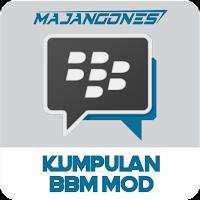 Download Kumpulan BBM MOD Apk Terbaru v3.0.1.25 Update Oktober 2016 Gratis