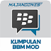 Download Kumpulan BBM MOD Apk Terbaru v3.1.0.13 Update November 2016 Gratis